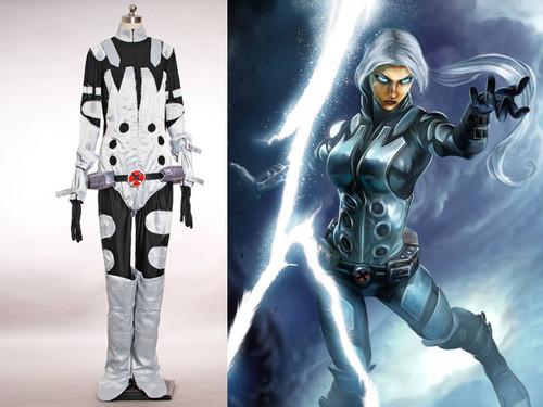 X-Men Cosplay, Storm Costume