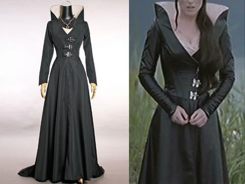 The Wizard of Oz Cosplay, Dark Sorceress Azkadellia Costume Set