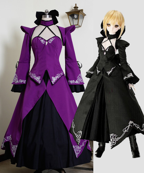 Dollfie Dream Cosplay Saber Alter 2nd Version Outfit