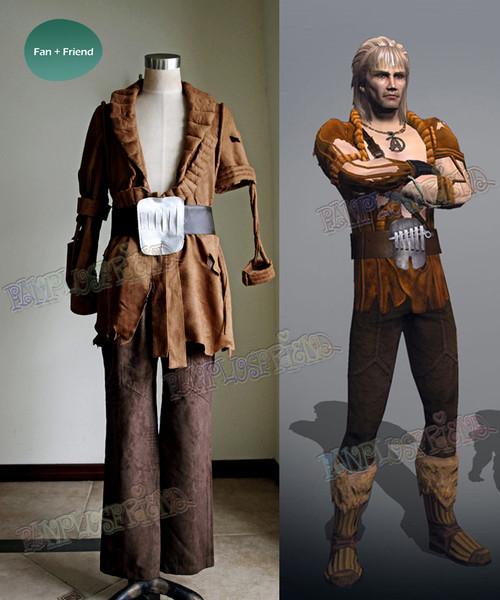 Star Trek II: The Wrath of Khan Cosplay, Khan Noonien Singh Costume Set