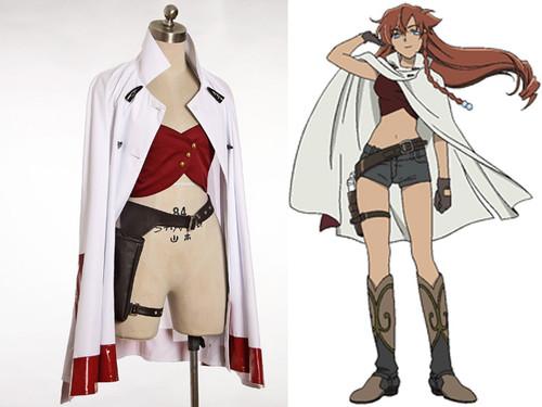 El Cazador de la Bruja Cosplay Nadie Costume Set