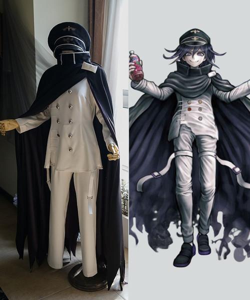 Danganronpa Cosplay, Kokichi Oma Costume Set