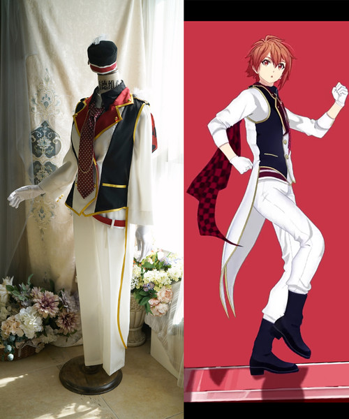 IDOLISH7 Cosplay, Nanase Riku (Respo) Costume Set