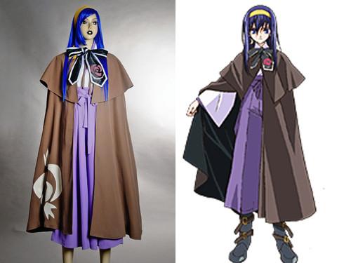 Kyoshiro to Towa no Sora Cosplay, Kaon Kimono Costume