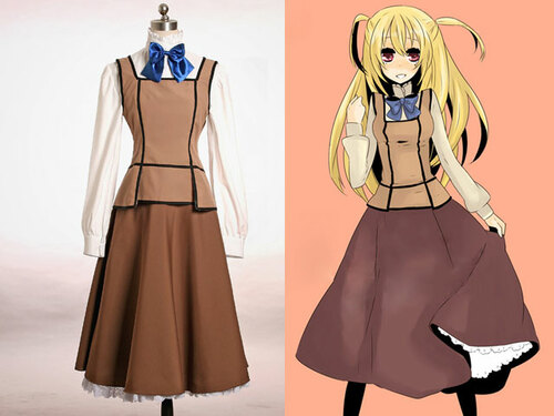 Maria + Holic Cosplay, Mariya Shido School Uniform Set