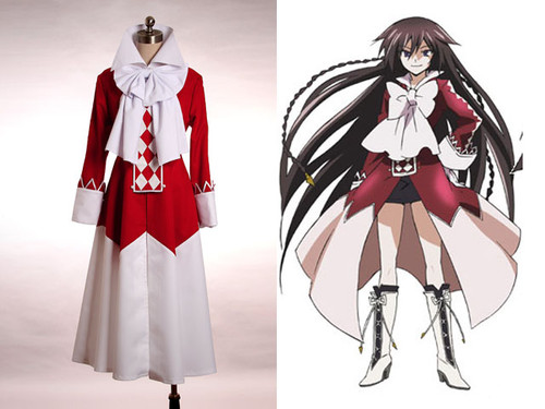 Pandora Hearts Cosplay, Alice Outfit Costume