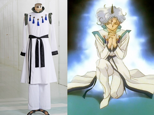 Sailor Moon Cosplay Helios Costume Outfit