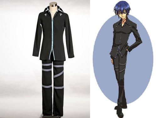 Shugo Chara Cosplay, Ikuto Tsukiyomi/Mr. Black Cat Costume