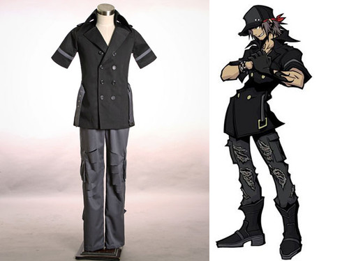 The World Ends With You Cosplay, Sho Minamimoto Costume