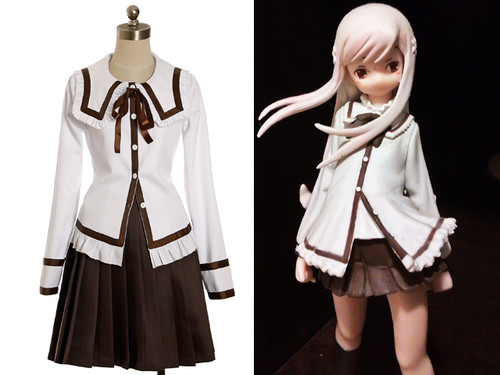 To Heart 2 Cosplay, Lucy Maria Misora Uniform Outfit