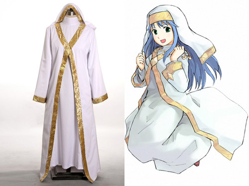 To Aru Majutsu no Index Cosplay, Index Librorum Prohibitorum Nun Gown Set