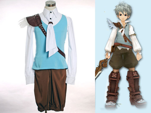 Trusty Bell Cosplay,Allegretto's Outfit Set,Costume
