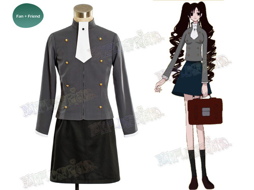 XXXHolic Cosplay, Himawari Kunogi School Uniform