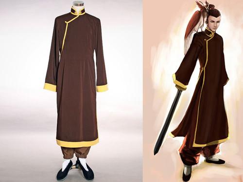 Avatar Cosplay, Sokka, Sword Master Costume