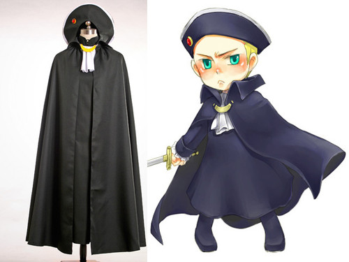 Axis Powers Hetalia Cosplay, Holy Roman Empire Costume