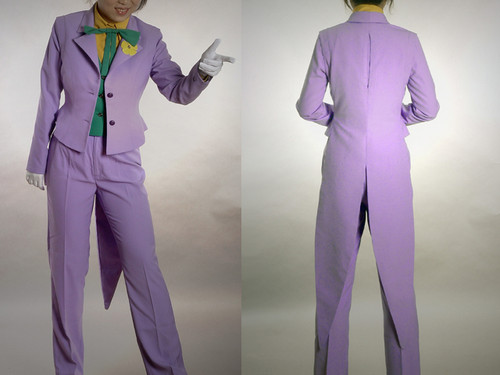 Batman Cosplay, The Joker Costume Suit!