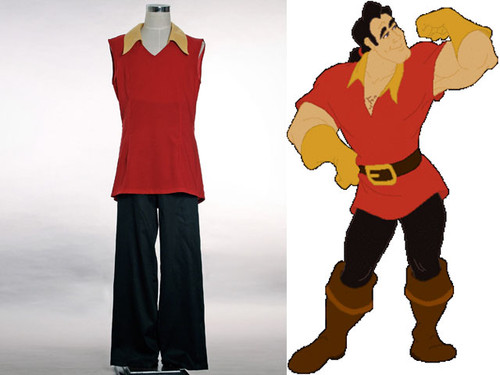 Disney Beauty and the Beast Cosplay, Gaston Costume