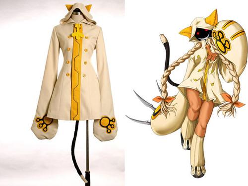 Blazblue: Calamity Trigger Cosplay, Taokaka Costume
