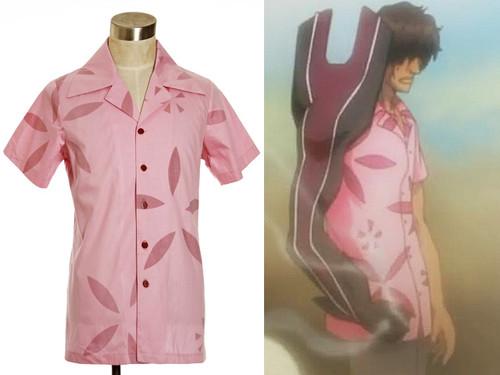 BLEACH Cosplay Sadou Yasutora Costume Set