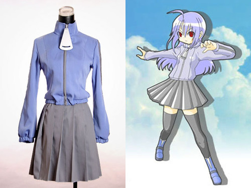 Acceleration of Suguri (Doujin) Cosplay Costume