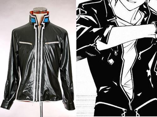 Air Gear Cosplay, Itsuki Minami Jacket Only