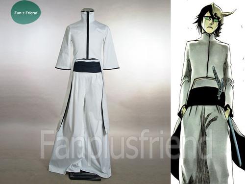 ulqui Suit, BLEACH Cosplay, Japan tokko-fuku B¨s¨zoku
