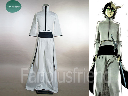 ulqui Suit, BLEACH Cosplay, Japan tokko-fuku B¨­s¨­zoku