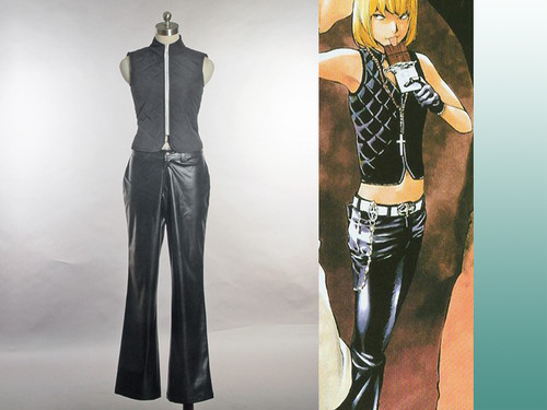 Death Note Cosplay, Mello Costume