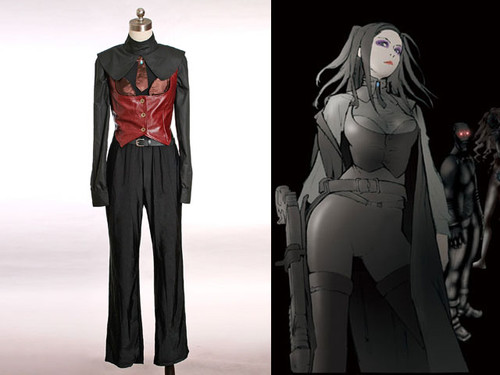 Ergo Proxy Cosplay, Re-l Mayer's Costume Set