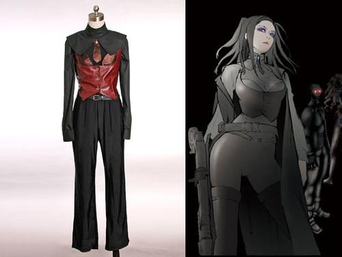 Ergo Proxy Cosplay, Re-l Mayer's Costume Set