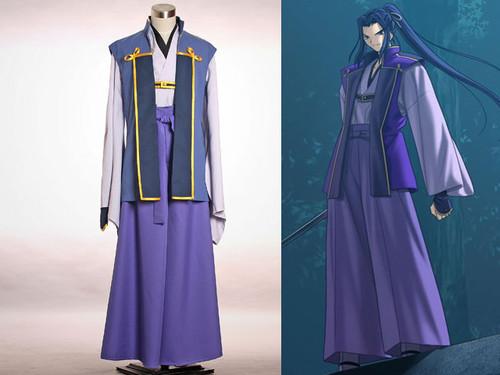 Fate Stay Night Cosplay, Assassin Swordsman Kimono Set