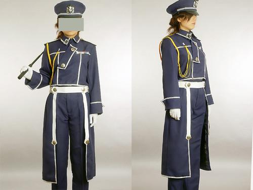 Fullmetal Alchemist Cosplay, Roy Mustang Army Uniform Set Costume