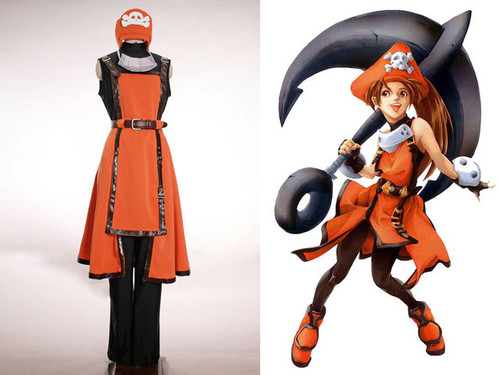 Guilty Gear Cosplay, Jellyfish Pirate May Costume
