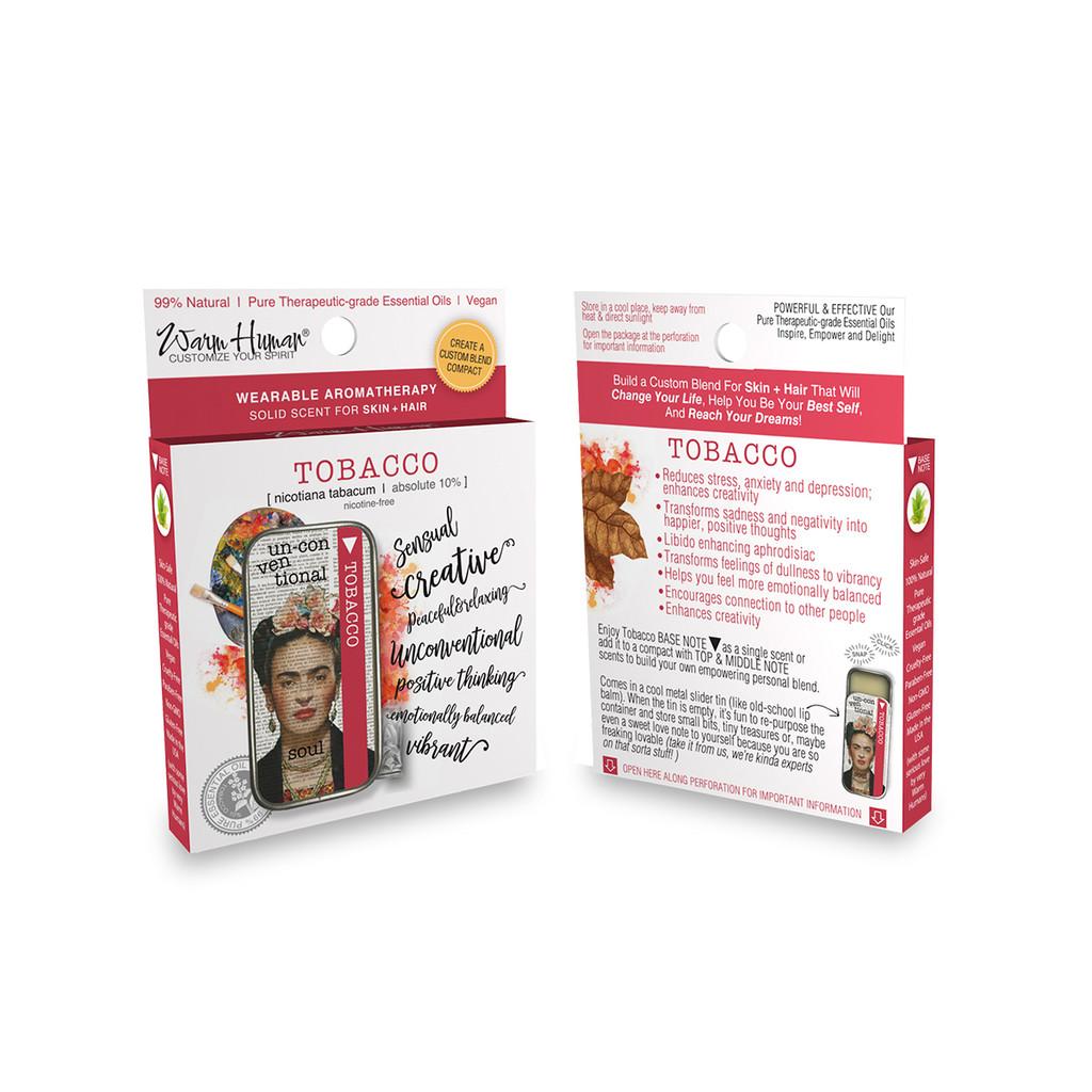 Warm Human - Tobacco Wearable Aromatherapy