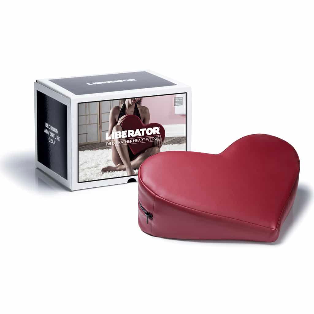 Liberator Red Label Heart Wedge