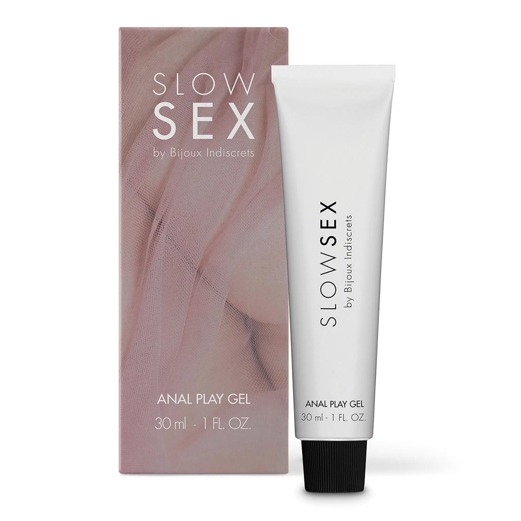 Bijoux Indiscrets Slow Sex Anal Play Gel