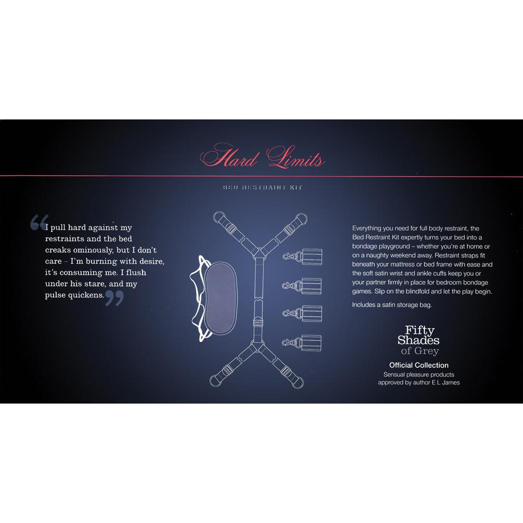 Fifty Shades - Hard Limits Universal Restraint Kit