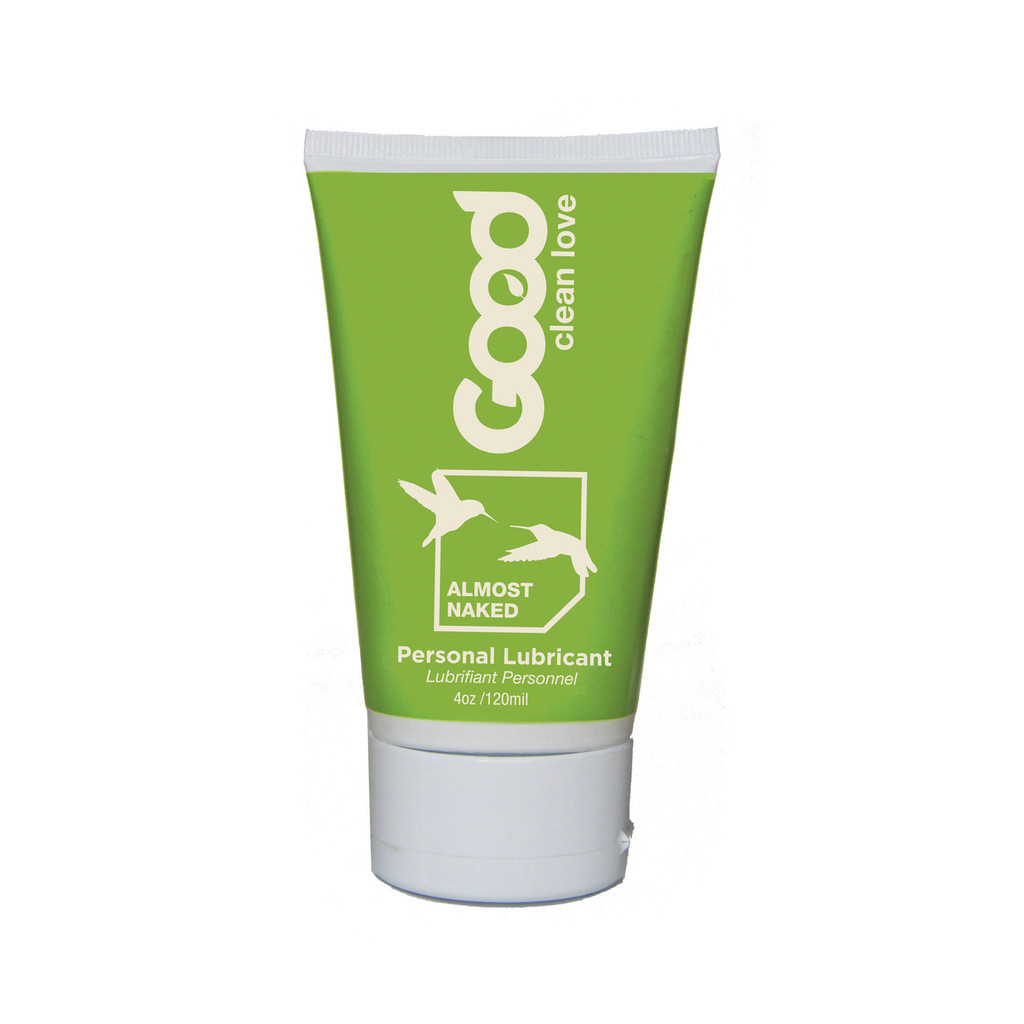 Good Clean Love Almost Naked Organic Personal Lubricant (4 oz.)