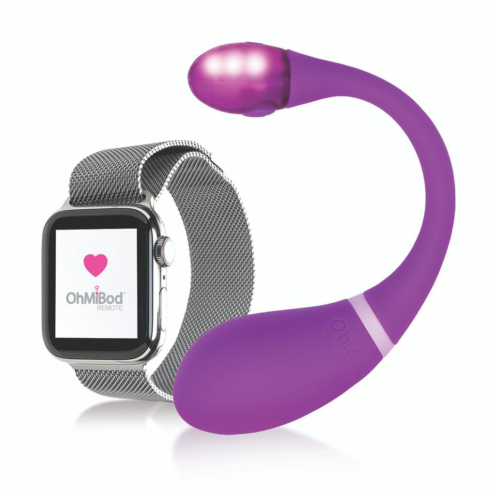OhMiBod Esca 2 Interactive Wearable G-Spot Vibe