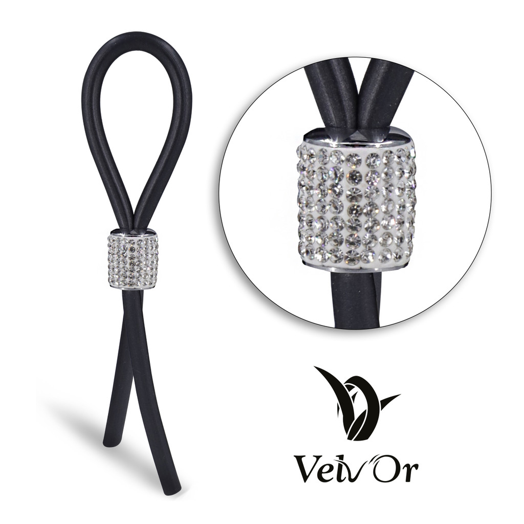 Velv'Or JBoa Studded 301 Lasso Cock Ring