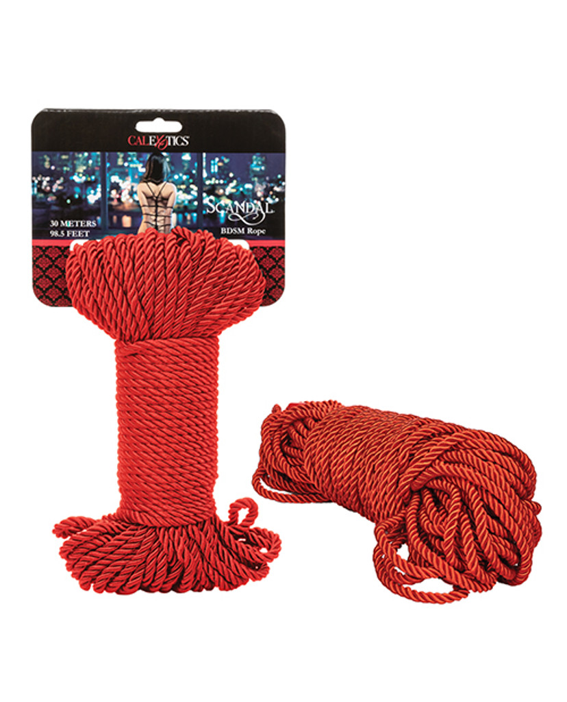 Scandal BDSM Rope