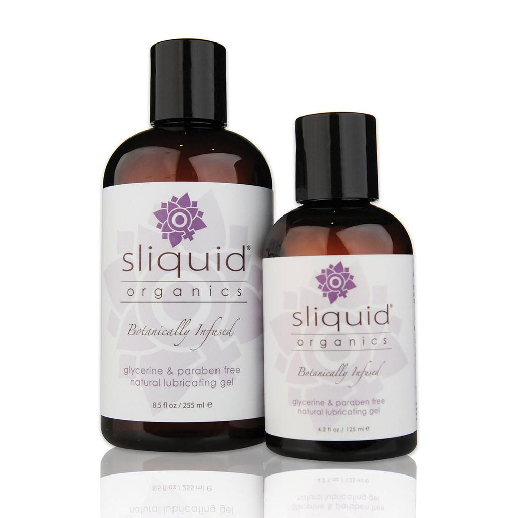 Sliquid Organics Lubricant Natural Gel - 8.5oz