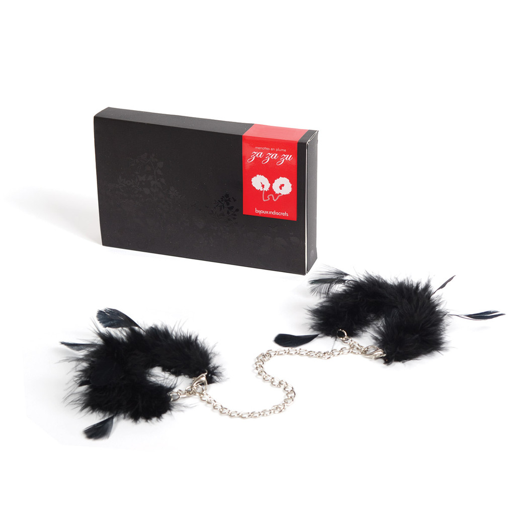 Bijoux Za za zu (Feather Cuffs)