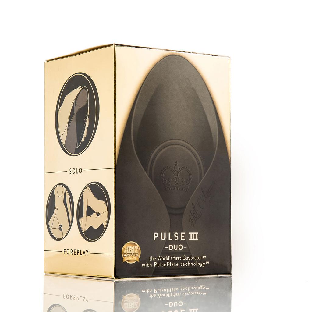 Pulse III DUO - Hot Octopuss