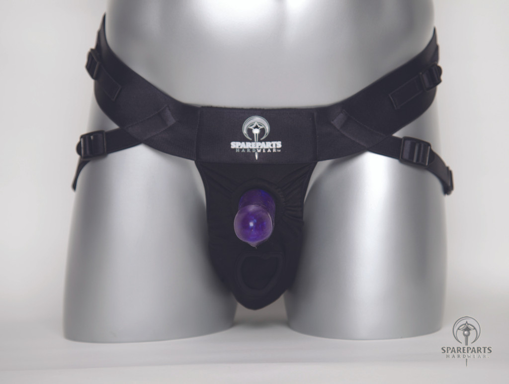 SpareParts Hardware Deuce Male Harness