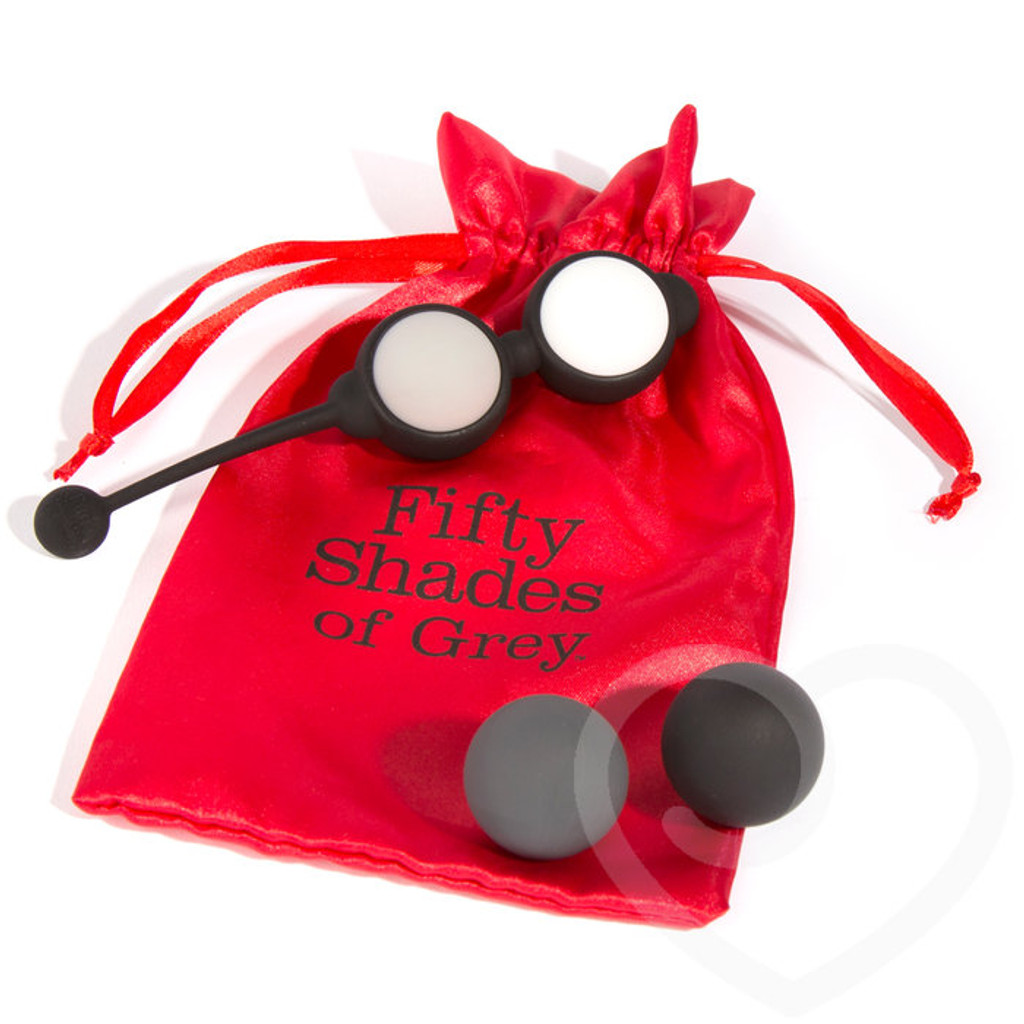 Fifty Shades of Grey - Beyond Aroused Kegel Ball Set
