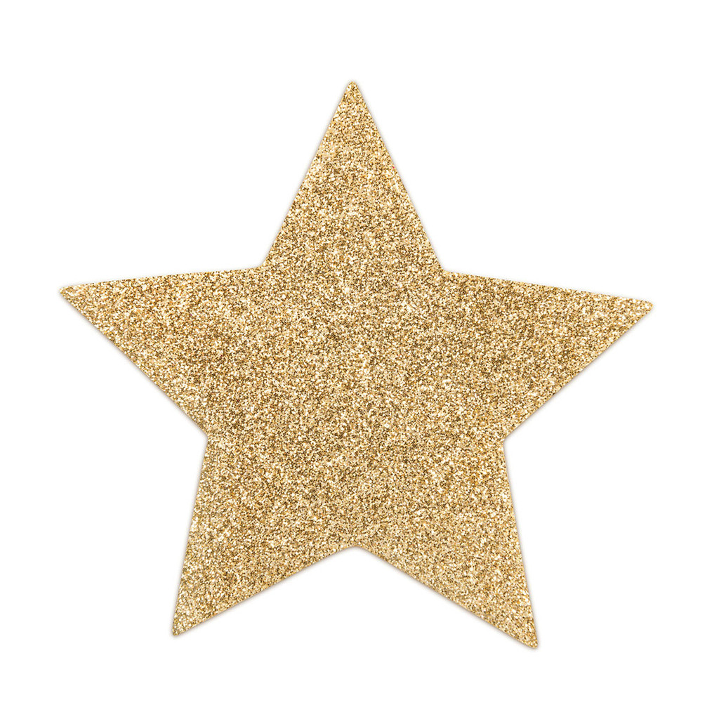 Bijoux Indiscrets Flash Pastie - Star
