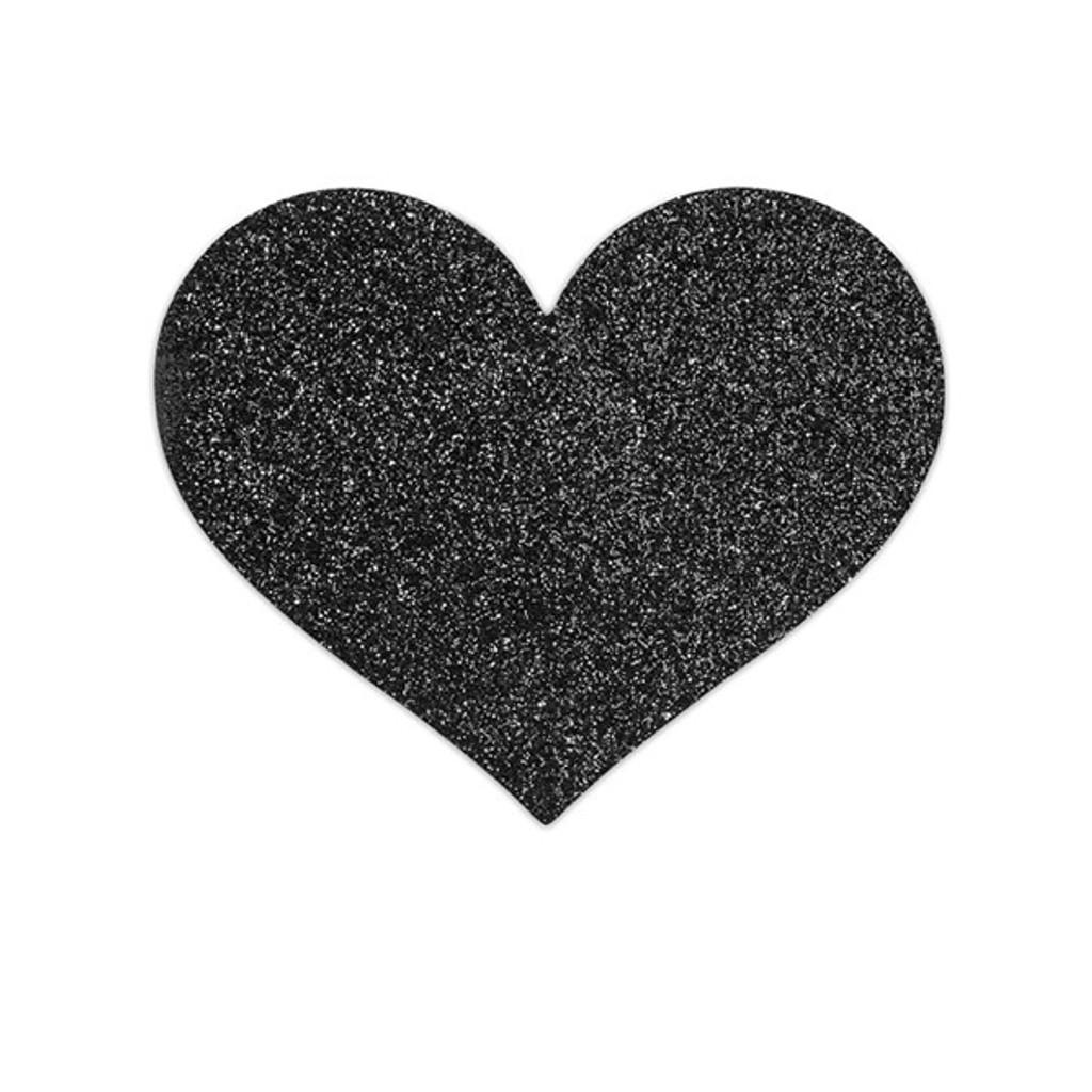 Bijoux Indiscrets Flash Pastie - Heart