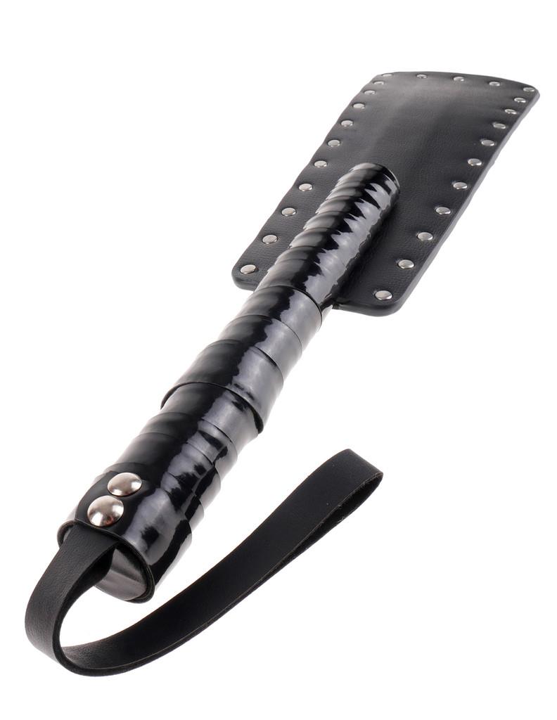 Fetish Fantasy Extreme Punisher Paddle - Black