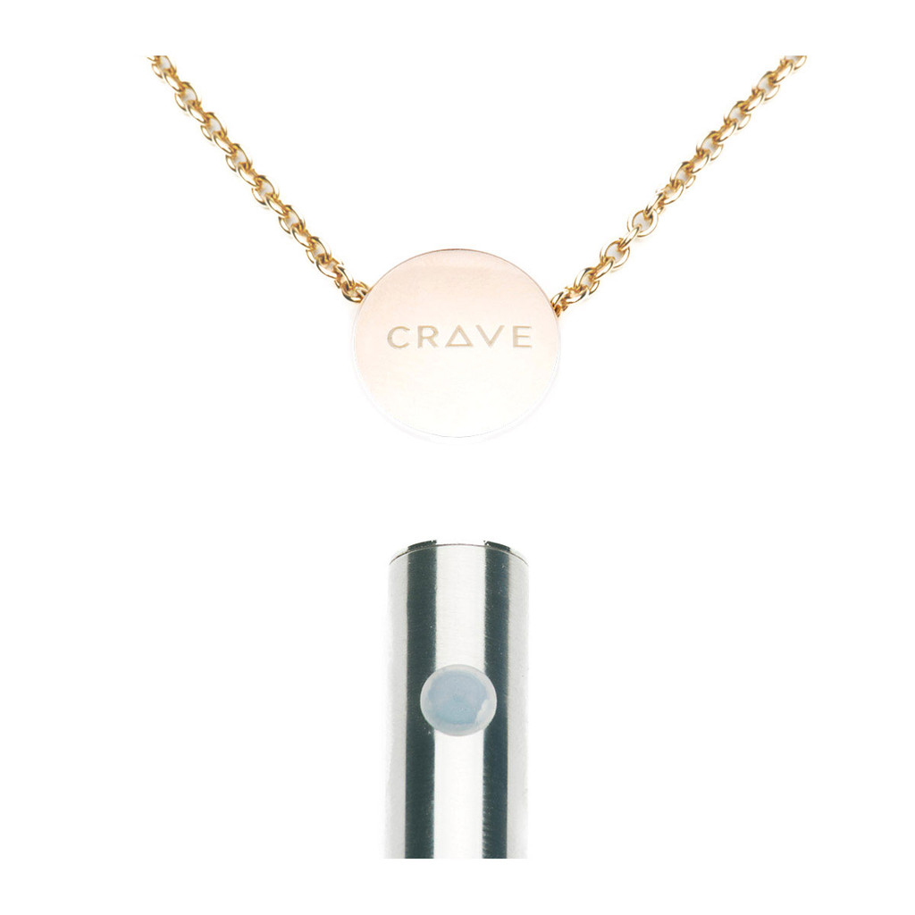 Crave Vesper Vibrator Necklace